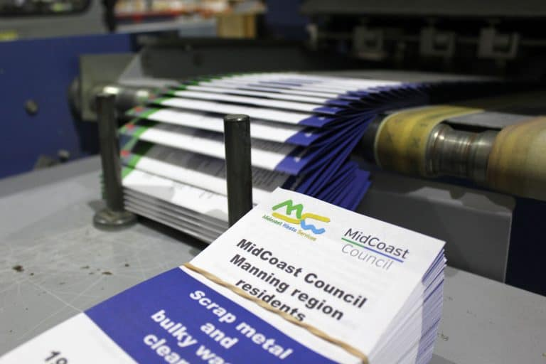 mid coast council brochure by jennings print group