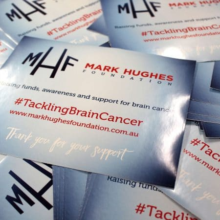 mhf stickers printed by jennings print group