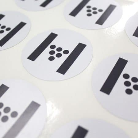 stickers printing by jennings print group