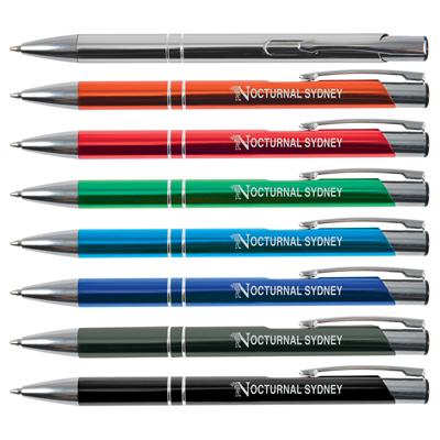 customize pens printing by jennings print group