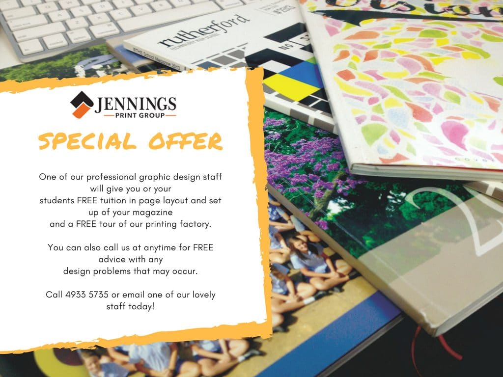 special offer school magazines