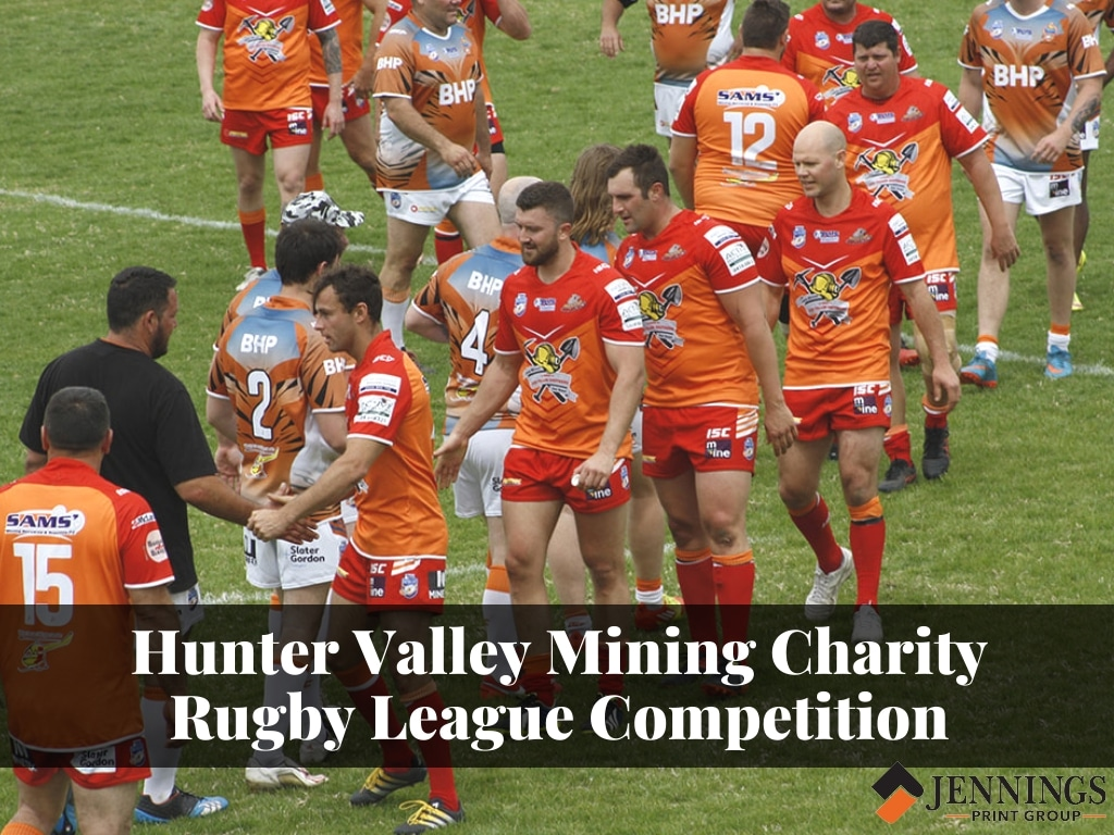 Hunter Valley Mining Charity Rugby League Competition