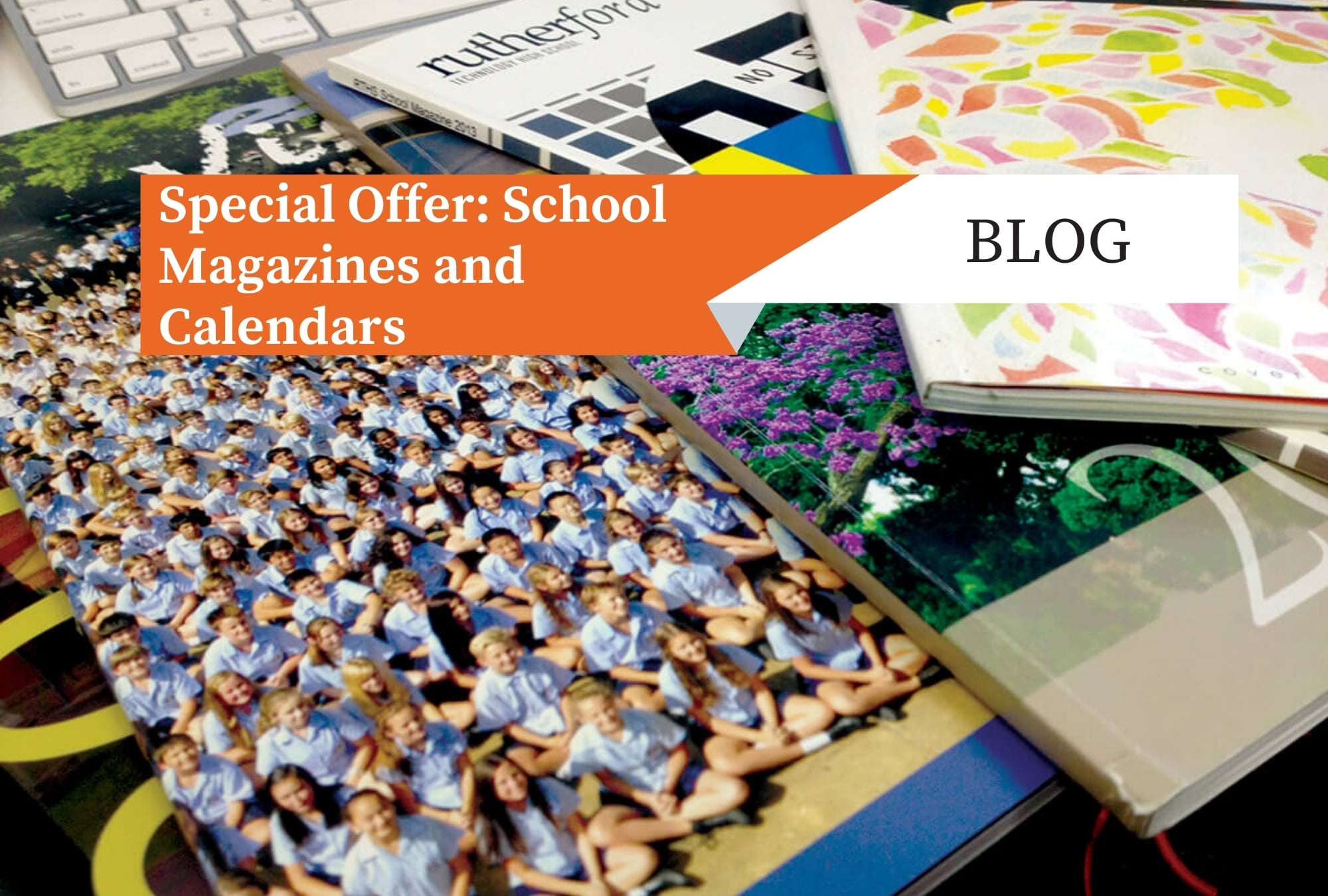 Special Offer: School Magazines and Calendars