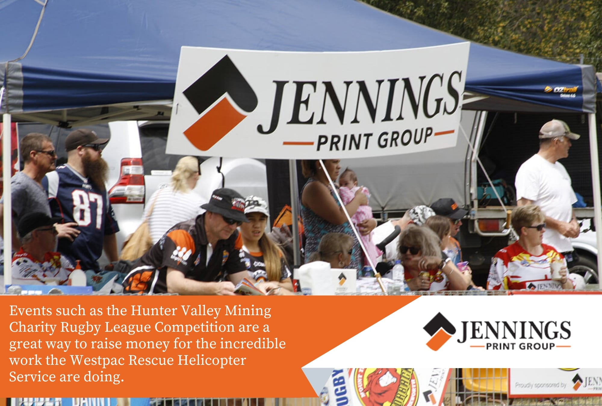 Hunter Valley Mining Charity Rugby League Competition - Mining Charity Rugby League