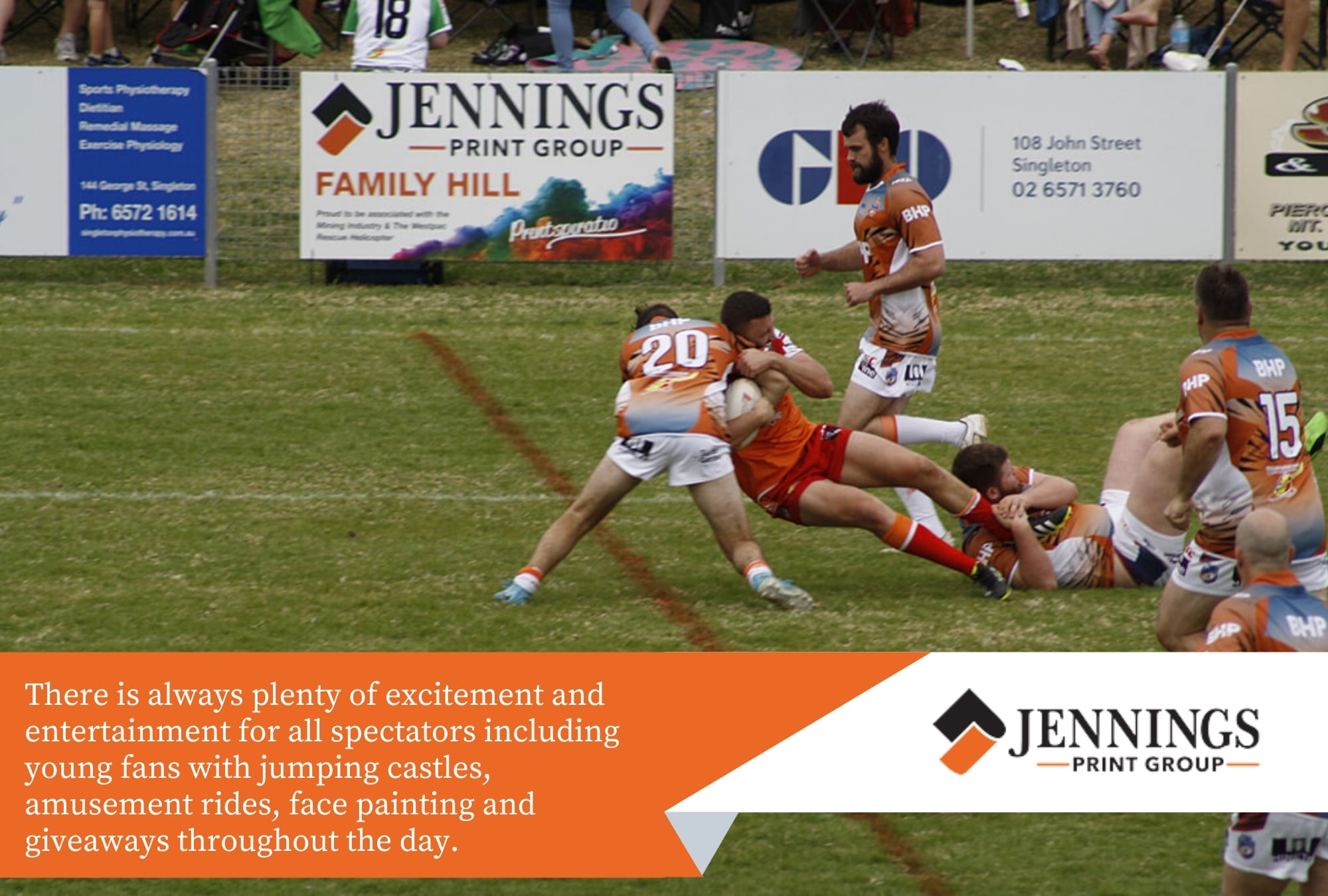 Mining Charity Rugby League