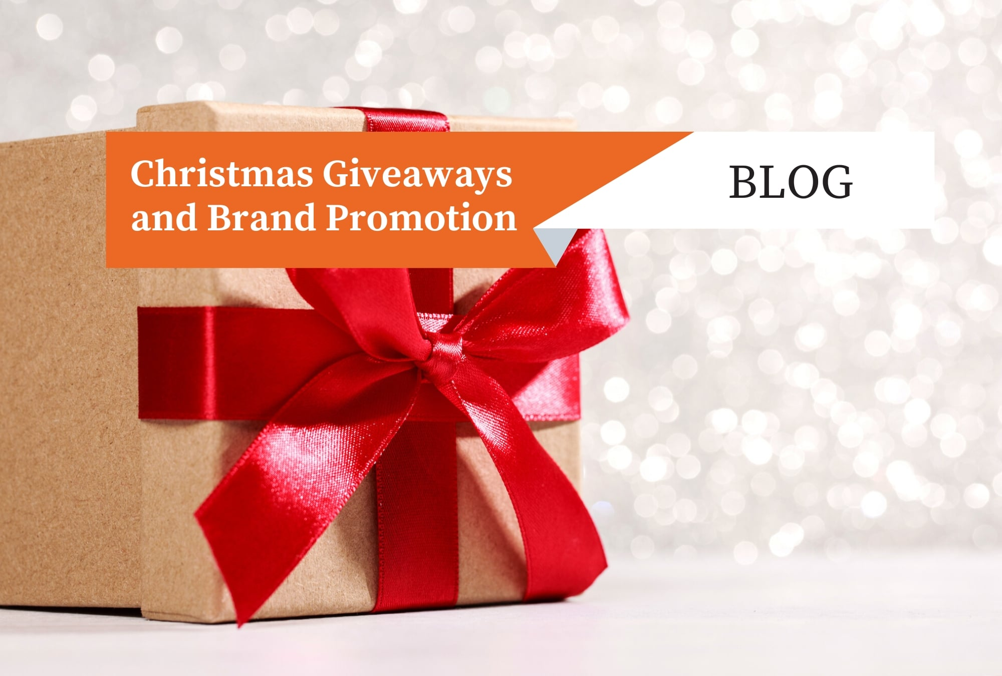 Christmas Giveaways and Brand Promotion