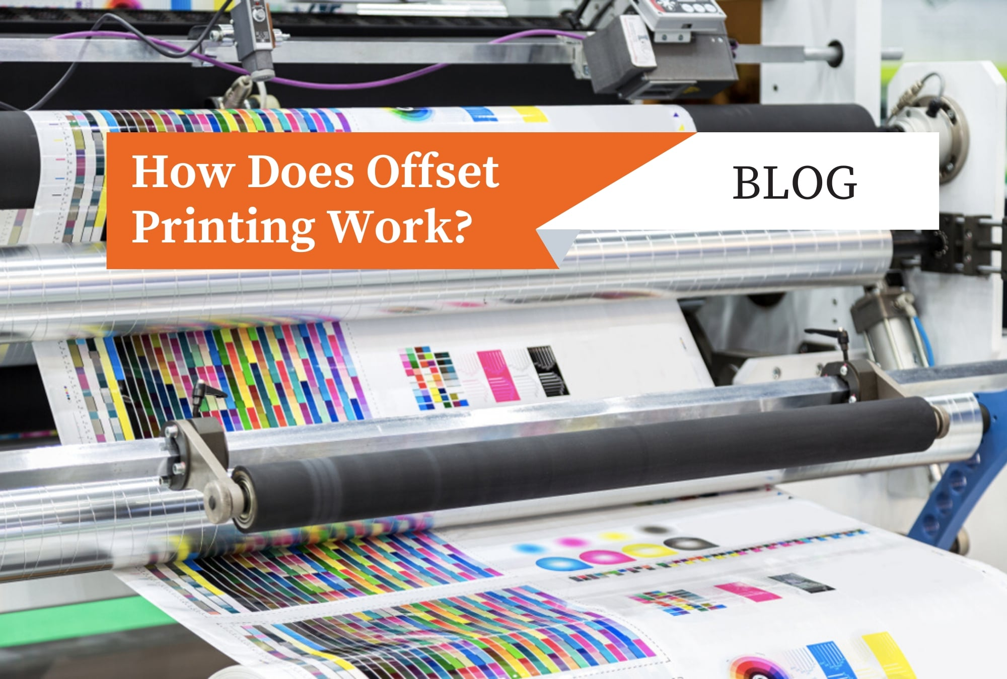 How Does Offset Printing Work
