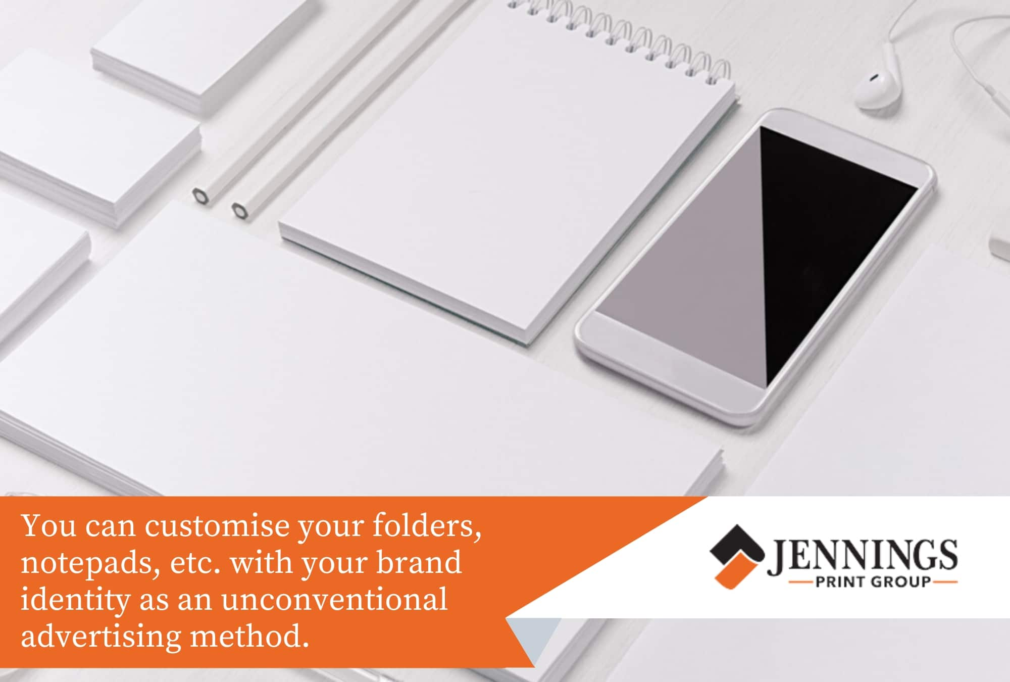 customize your folders with your brand