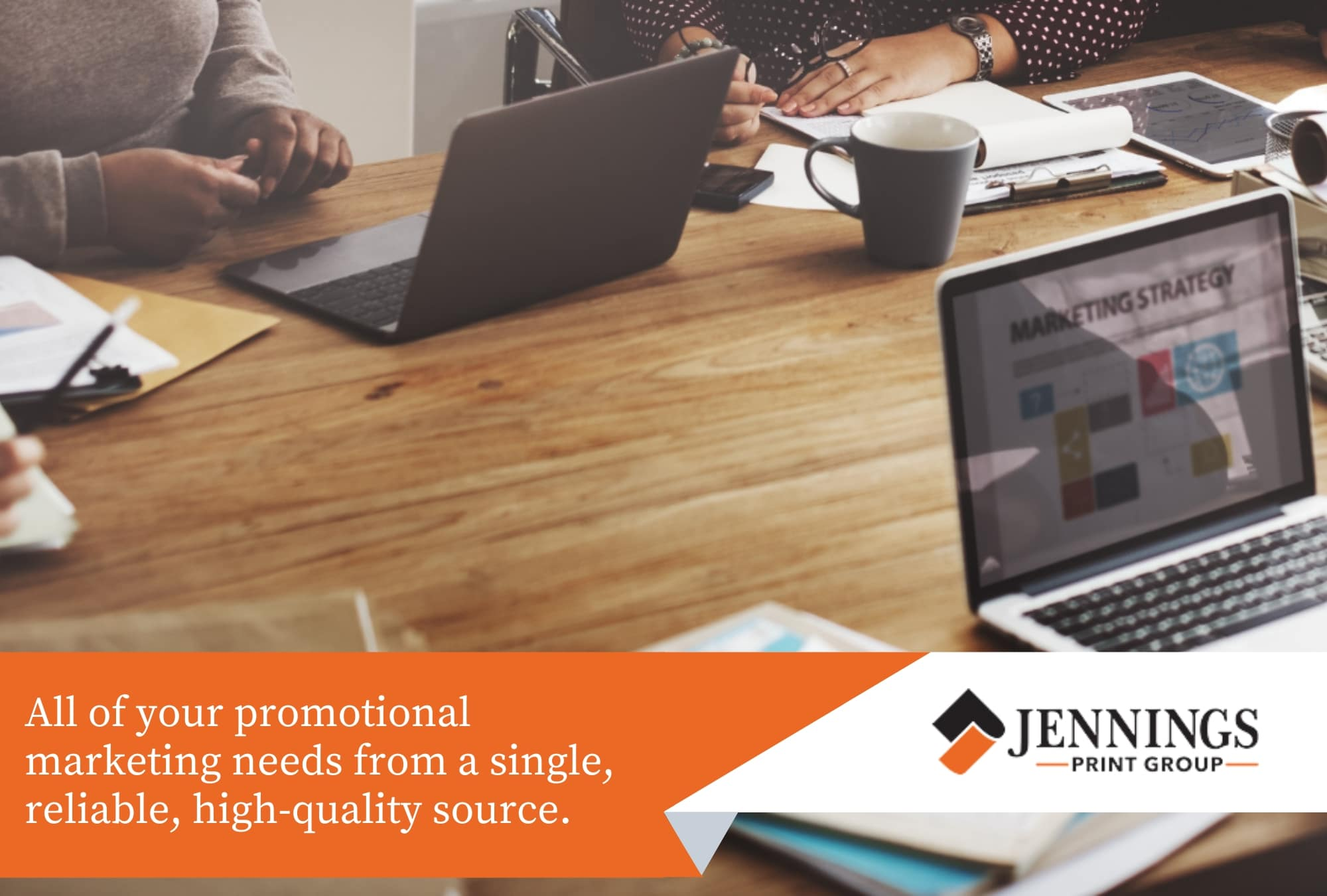 jennings print provide all your promotional marketing needs
