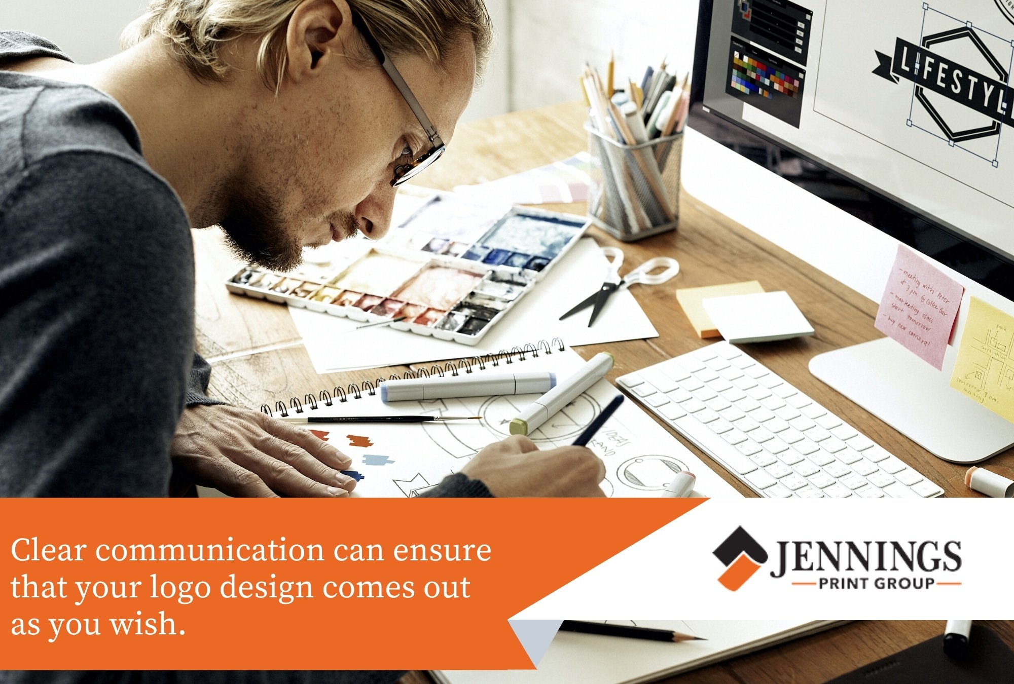 communicate clearly with your designer