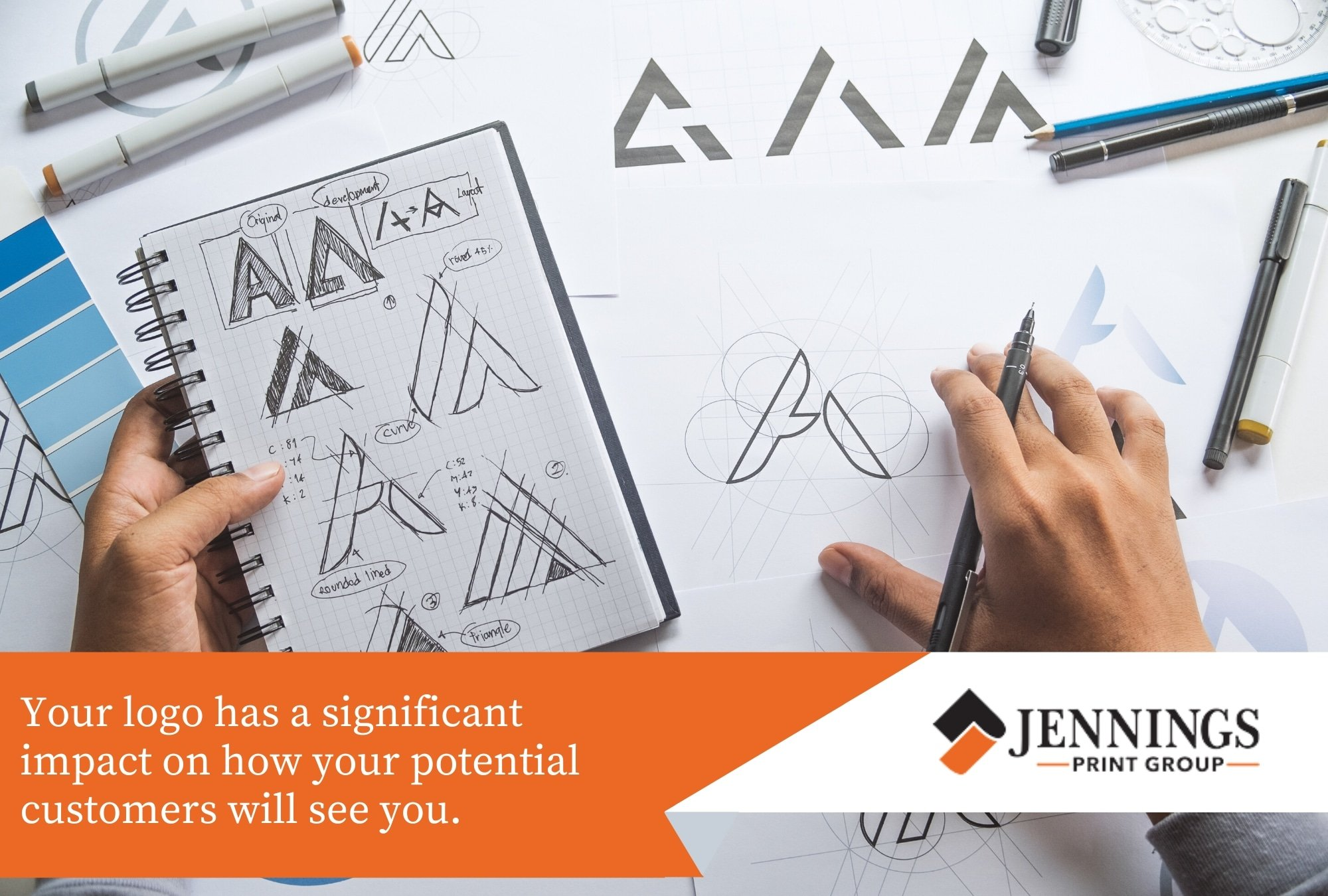 your logo has a signifacant impact to your business