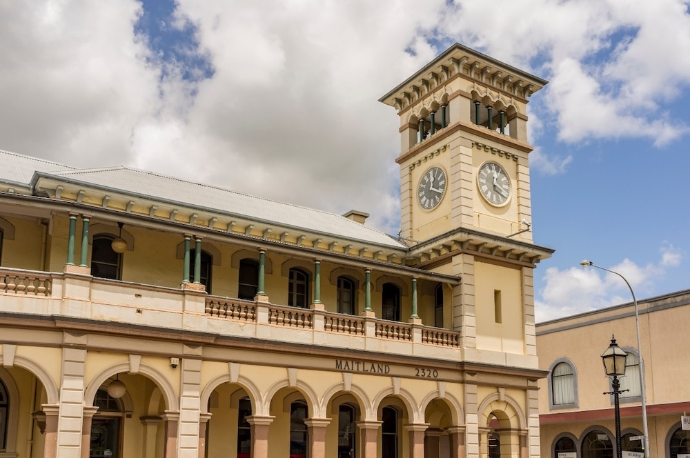 Heritage-listed Post Office in Maitland NSW