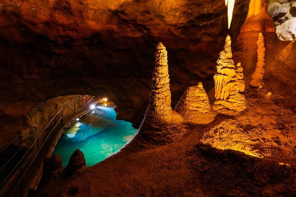 Jenolan River Cave, NSW