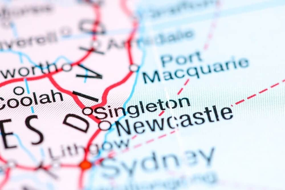Singleton – nestled between so many beautiful places!