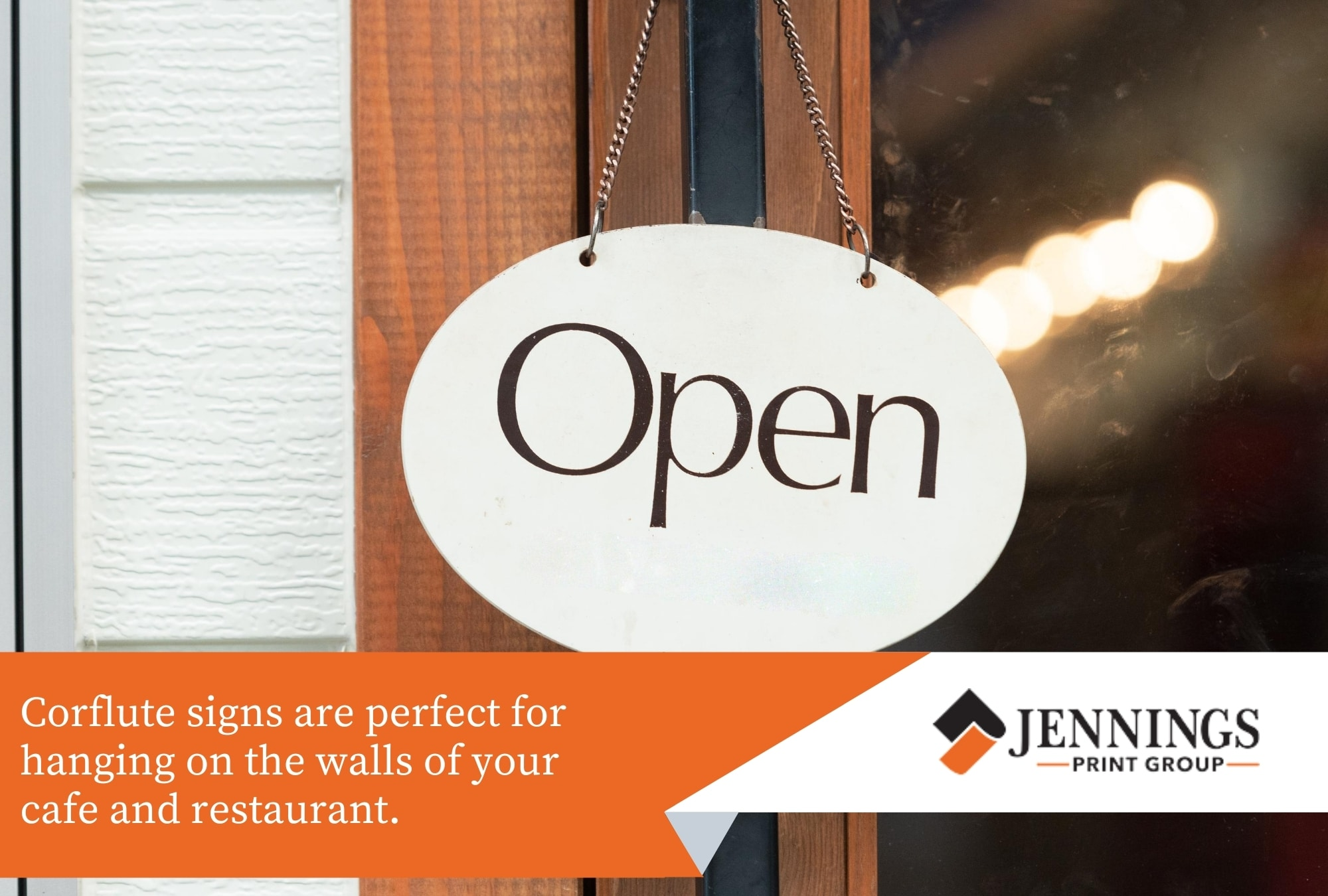 Indoor and Outdoor Business Signage