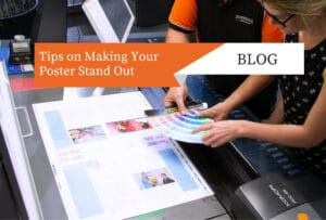 Tips on Making Your Poster Stand Out