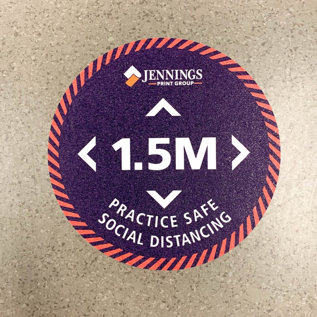 Safety Products | Jennings Print