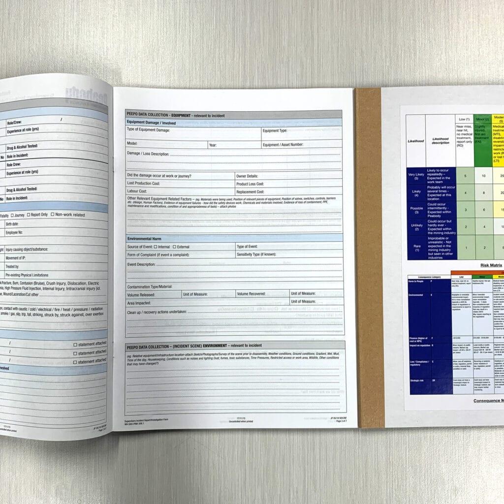 Docket Books - Docket Book