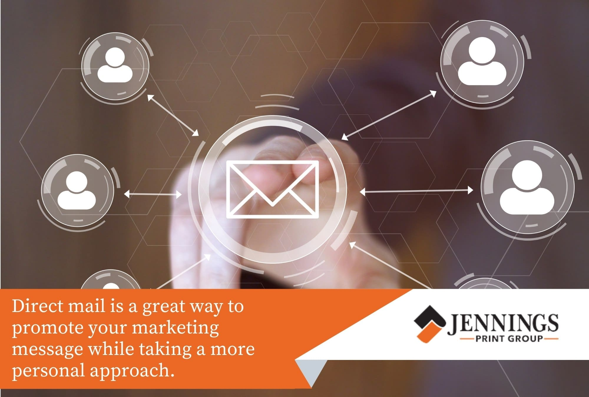 Create Direct Mail to Reach Out to More Prospects