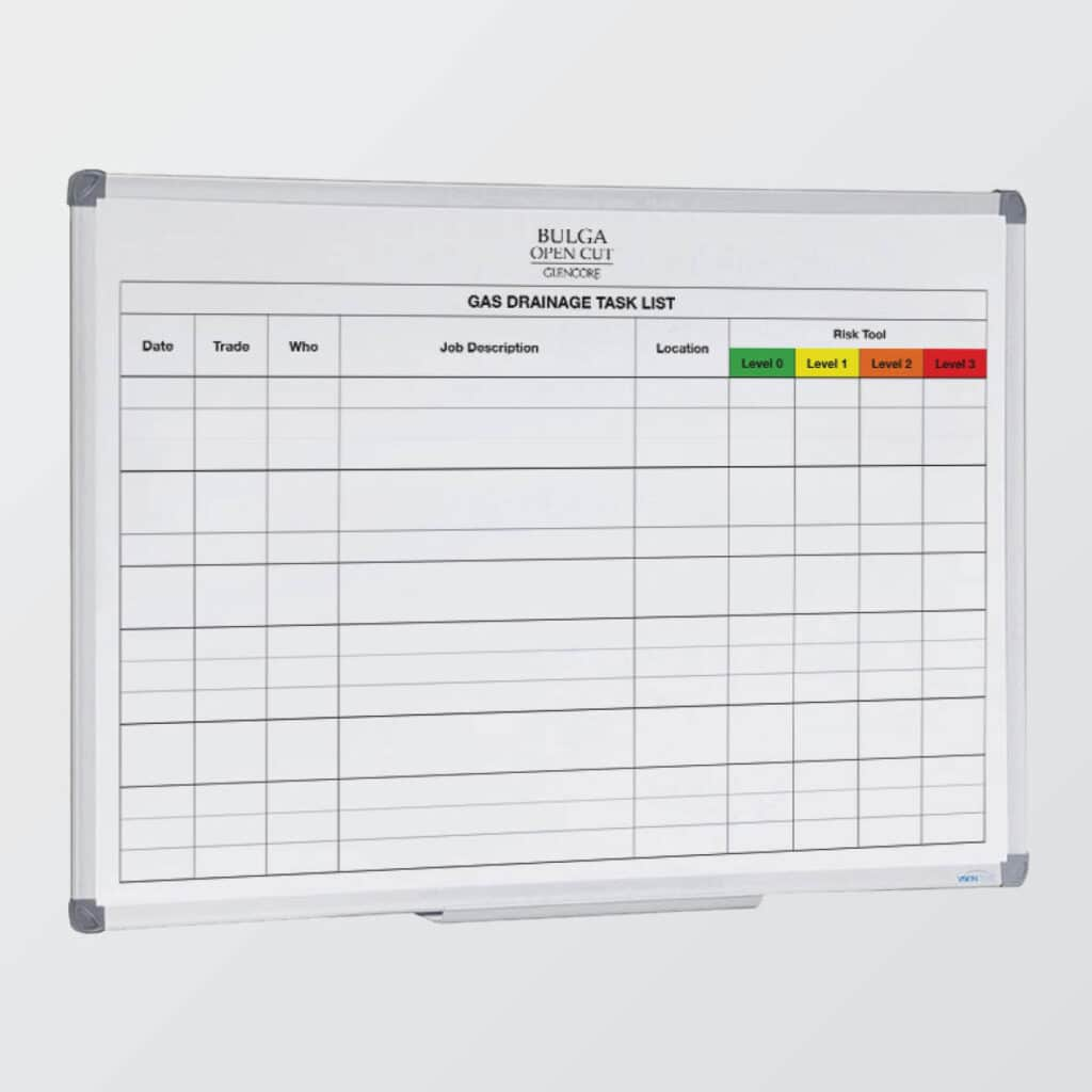 whiteboard by jennings print group
