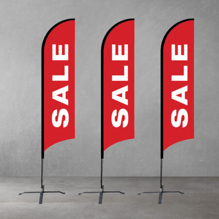 bow banner by jennings print