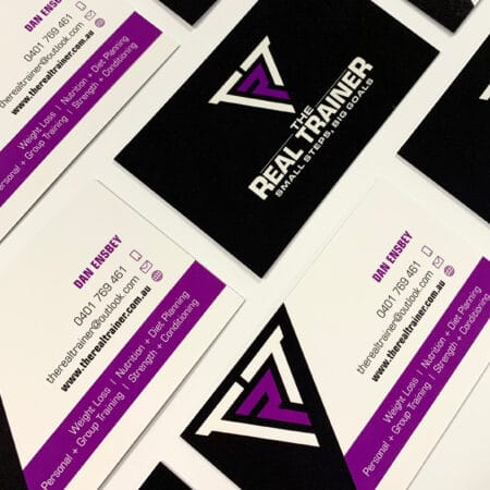 business cards by jennings print