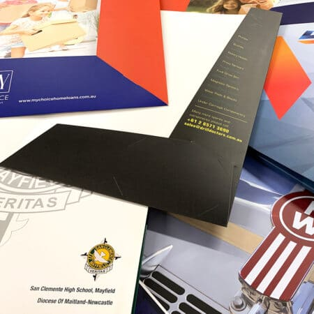 presentation folder by jennings print group