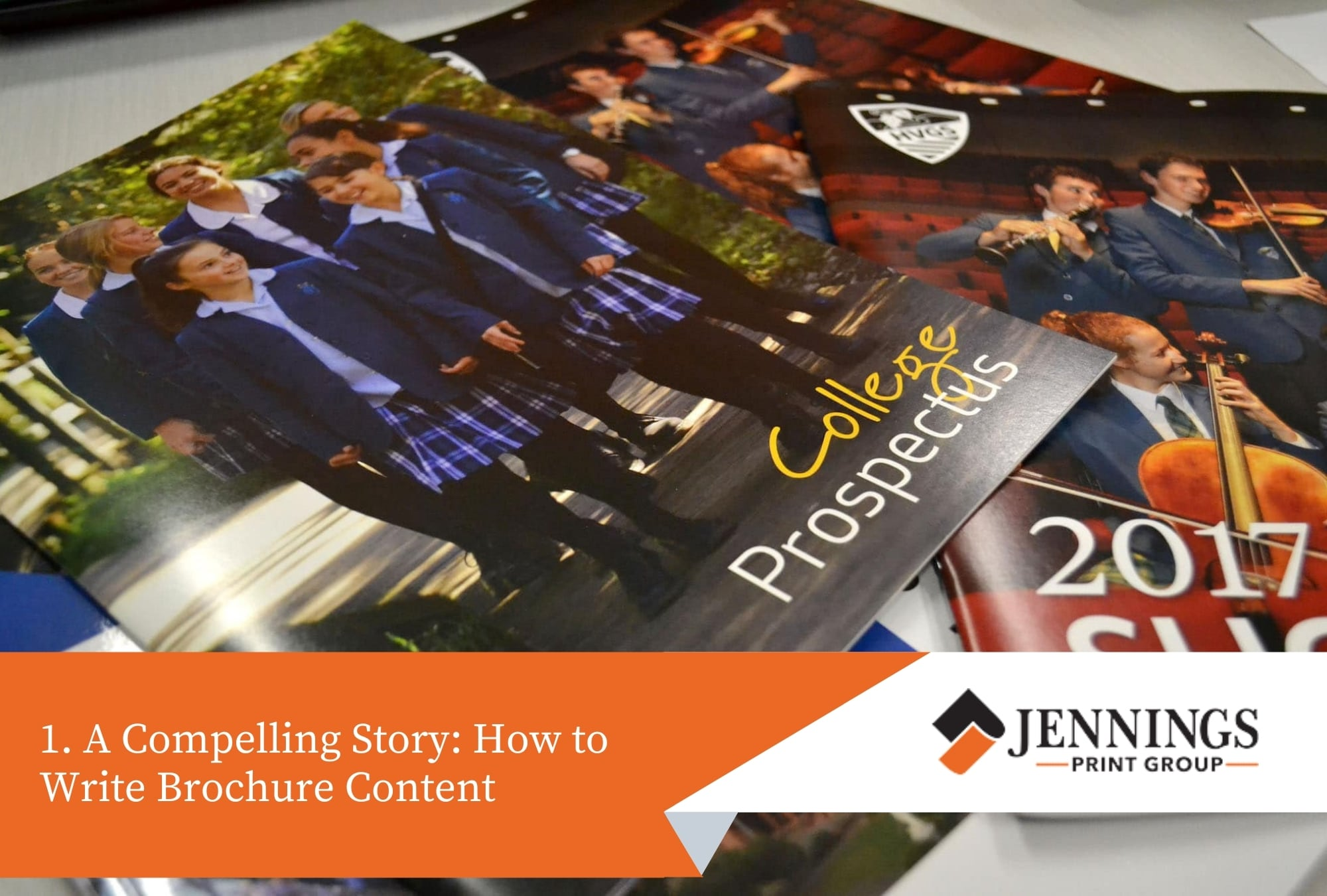 A Compelling Story How to Write Brochure Content