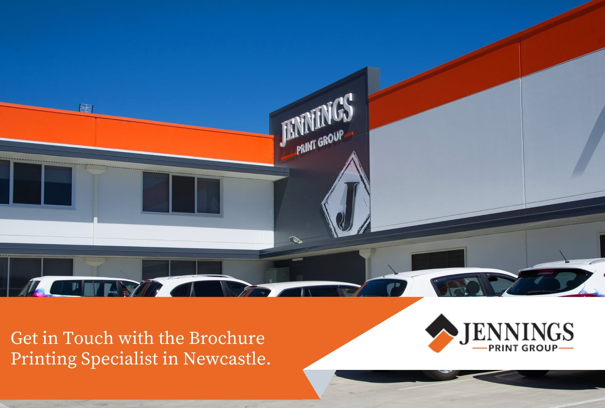 Get in Touch with the Brochure Printing Specialist in Newcastle