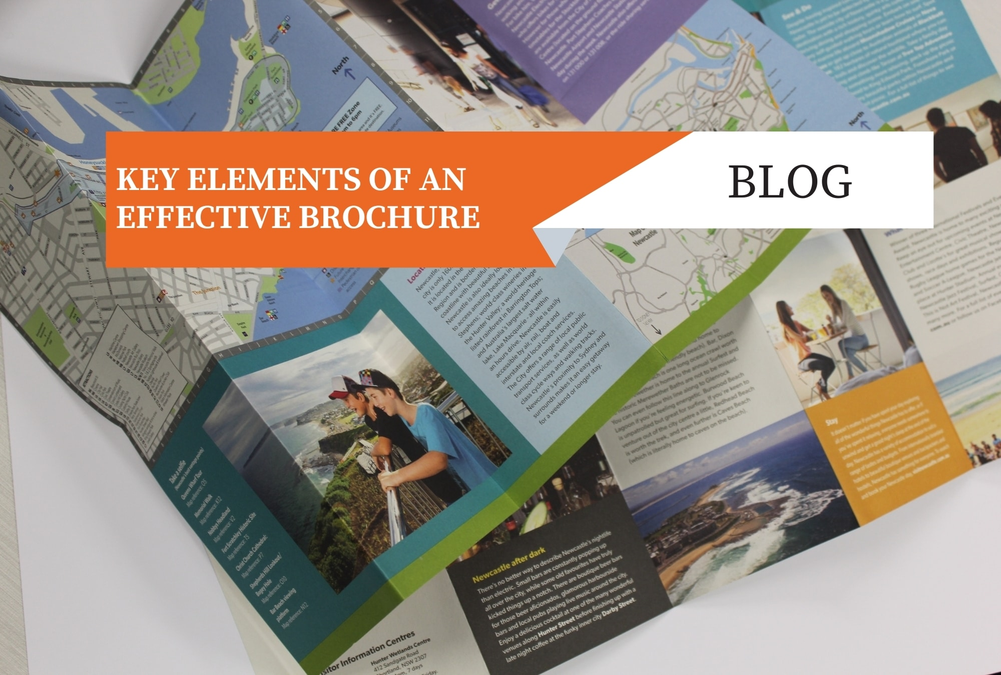 Read more about the article Key Elements of an Effective Brochure